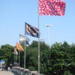World Wide Flags – Drapeaux d'Artistes 2003