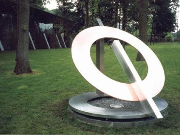 Sculpture Binaire