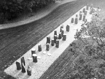 Virage aux Idées claires de Magritte (Lessines)